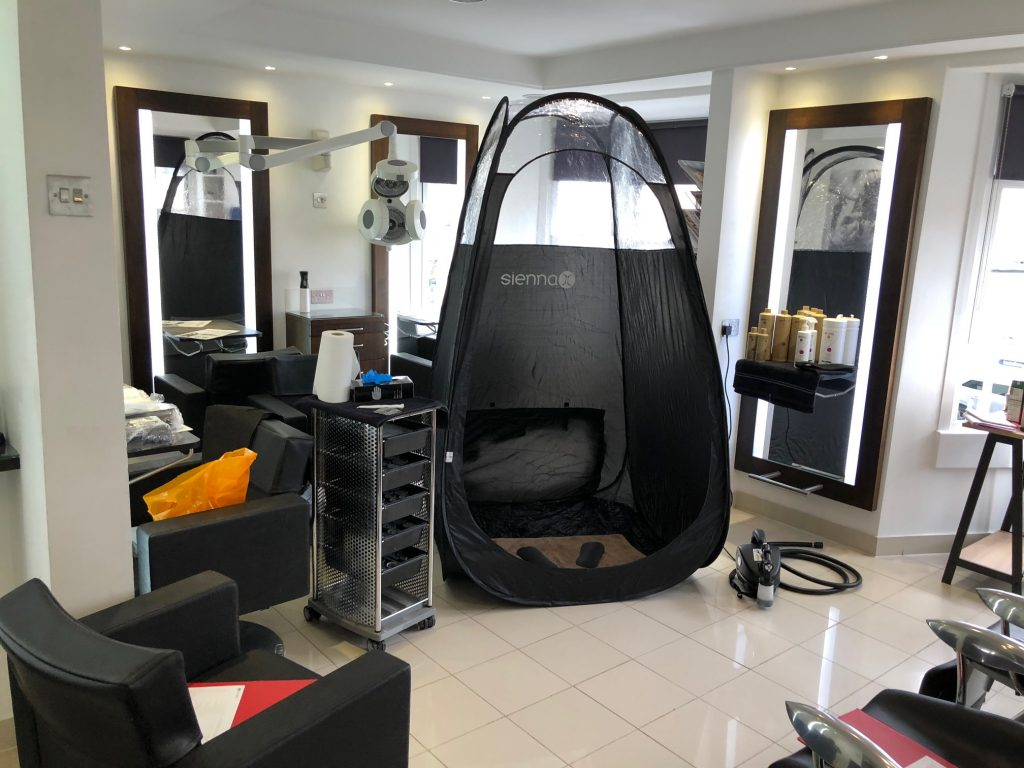 Spray Tan Training Centre